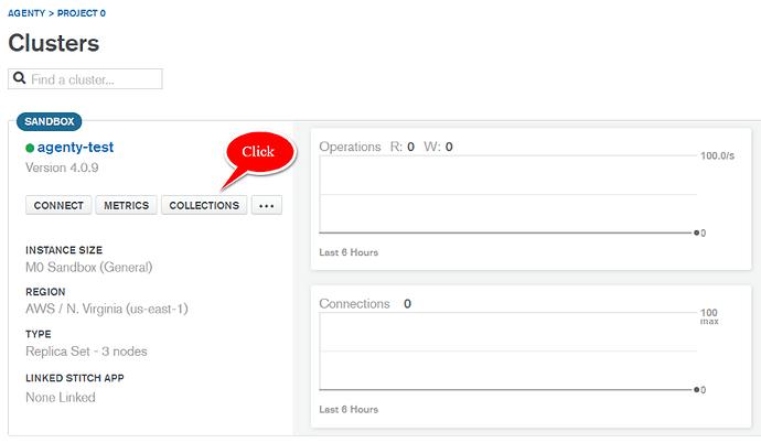 Create MongoDB Database
